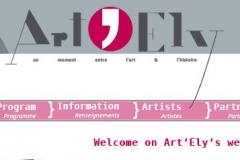 Artely Site Web