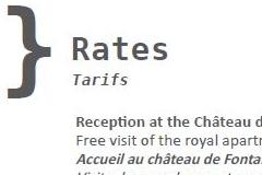 Artely Tarifs