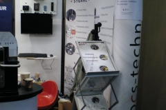 Photo du Stand habiller de BCS Technologie