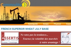 FRENCH SUPERIOR WHEAT JULY BASE Commodity3