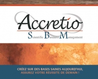 Charte graphique Accretio SBM