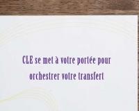 Charte graphique Clé Transfert