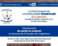 Charte graphique La Postilonne Trampoline