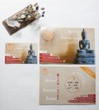 Réalisation d'outils de communication : plaquette, carte de visite, adhésif (véhicules, vitrine), pochette cd, flyer, poster, catalogue, tarifs, menu et tout autre outils sur demande