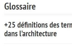 Architecte 77 Envie d architecture - Site Web