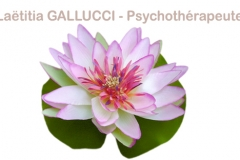Laetitia Gallucci - Logo