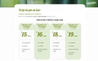Site web du Gîte d'étape du Guâ à Figeac