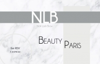 Carte de visite NBL Beauty Paris