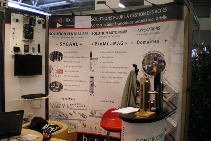 Stand pliable BCS TECHNOLOGIE