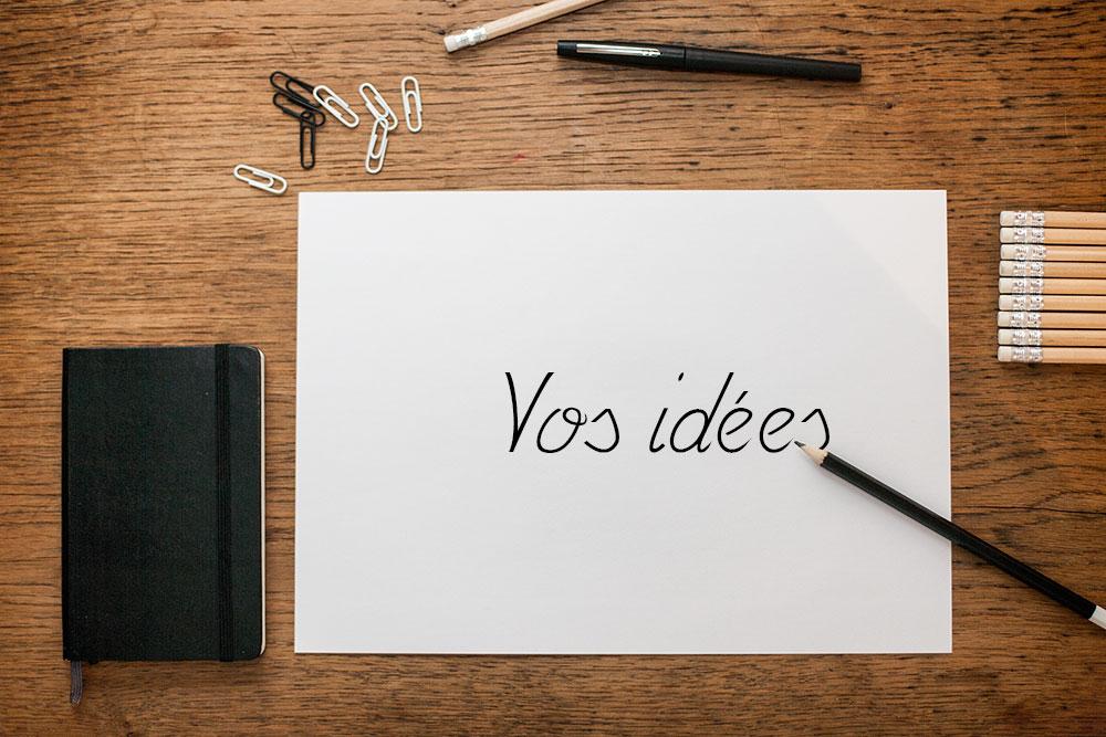 vos idées en communication