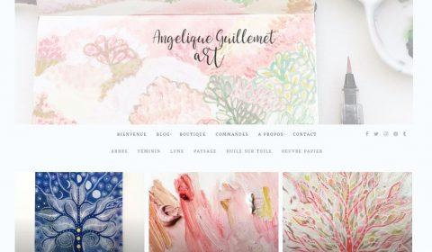 Angelique Guillemet - Art
