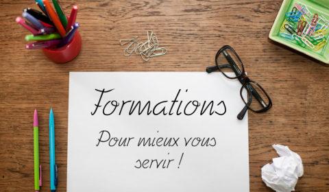 Formations ou compléments de compétences de Sylbohec - Sylvie Tinseau